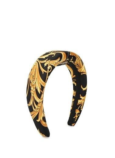 Versace Taç Siyah